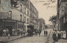 PANTIN -  rue palestro