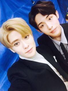 jaehyun and winwin || nct u; 127 || jung jaehyun and dong sicheng