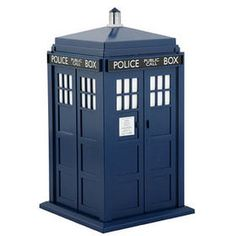 Faith Meets TARDIS