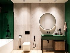 Komarovo on Behance Color Schemes Design, Basin, Toilet, Behance, Mirror, Bathroom, Interior, Inspiration, Furniture