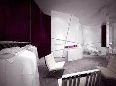 Hair Salon by MOOMOO Architects