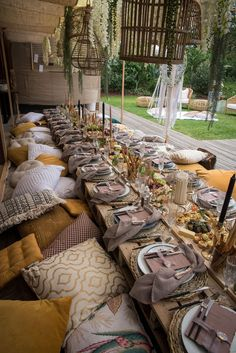 #picnic #babyshower #setup #neutrals #boho #backdrop #photo #ohbaby #macrame #flowers Indoor Picnic, Backyard Picnic, Beach Picnic, Picnic Baby Showers, Boho Backdrop, Party Layout, Picnic Decorations, Outdoor Dinner Parties, Rustic Pergola