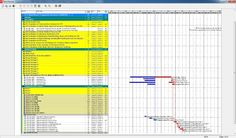 Make report to Show only some WBS in Gantt chart