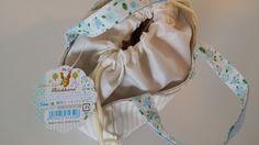 Rilakkuma Cotton serie patchwork mini snackbag met thermofolie