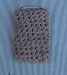 Θήκη πλεκτή για κινητό. Merino Wool Blanket, Crochet, Handmade, Hand Made, Ganchillo, Crocheting, Knits, Chrochet, Quilts
