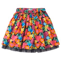 Heart Love Skirt #fabkids