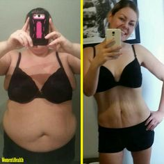 How This Busy Mom Lost 100 Pounds and Crushed a 6-Minute Plank