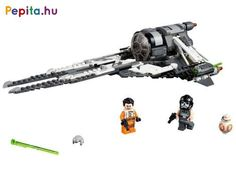 LEGO Star Wars sets from Resistance and more unveiled at 2019 New York Toy Fair [News] Figurine Lego Star Wars, Lego Star Wars Minifiguren, Star Wars Set, Star Wars Minifigures, Lego Minifigure, Construction Lego, Best Lego Sets, Knight Logo, Toys