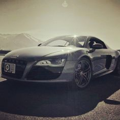 Audi R8: one of the nicest Cars out there