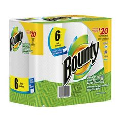 Bounty - Bounty Select A Size 6 Roll - 84836827 - Home Depot Canada