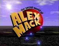 The Secret World of Alex Mack - Shown on Nickelodeon in the mid-90's