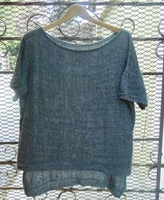 Ravelry: Breeze & Washi Top by Stephanie Steinhaus