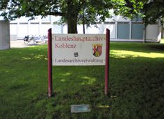 A Visit to the Landeshauptarchiv in Koblenz | Opening Doors in Brick Walls