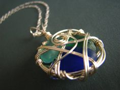 more seaglass jewelry...love this!
