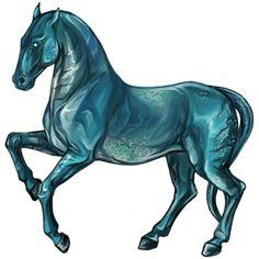 emerald_lizard, Pferd Paint Horse Dunkelbrauner mit Tobiano- - Howrse