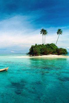 Ilhas Salomão.  Fotografia: via  holidayspots4u.com.