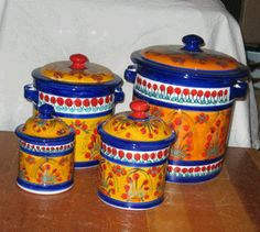 Enna style canisters