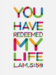 Lamentations 3:58.