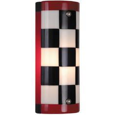 5 Inch W Metro Fusion Mama Mia Wall Sconce - Custom Made