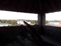 Defending the city of Schärding, Upper Austria