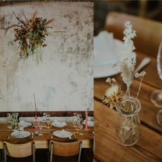 wedding: Rosie x Clint date: 2 Jan 2020 venue: kalmoesfontein brief: dried seeds, reeds and floral things. Floral Wedding, Seeds, Table Decorations, Home Decor, Decoration Home, Room Decor, Home Interior Design, Dinner Table Decorations, Home Decoration
