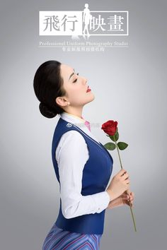 China Southern Airlines, Airline Flights, Cabin Crew, Flight Attendant, Photography, Photograph, Fotografie, Photoshoot, Fotografia
