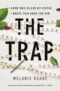 The Book Review: The Trap by Melanie Raabe- Feature and Review