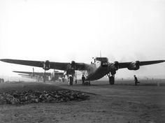 Avro York C1. Berlin Airlift
