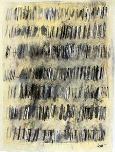 "Saatchi Online Artist: Scott Bergey; Mixed Media, 2012, Painting ""Hobo Jungle"""