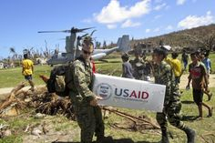 Is the US Exploiting Typhoon Suffering to Win Military Bases in the Philippines? - http://theconspiracytheorist.net/world-at-war/is-the-us-exploiting-typhoon-suffering-to-win-military-bases-in-the-philippines/