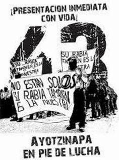 De Ayotzinapa, del Festival y de la histeria como método de análisis y guía para la acción. Subcomandante Insurgente Moisés