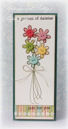 Peppermint Patty's Papercraft: Lily Pad Cards presents ; Virginia's View