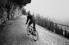 Swiss Alps, by Ben Ingham