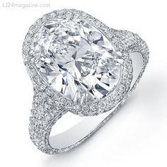 Diamond Ring in Platinum by Rahaminov Diamonds Jewelry Rings, Fine Jewelry, Jewellery, Sapphire Jewelry, Pink Sapphire, Colored Diamonds, Diamond Rings, Perfect Wedding, Wedding Day