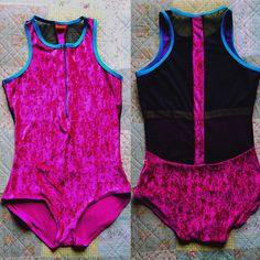 Sasha / Body : v-lady Back : mesh black Trim : n-ottanio #yumiko