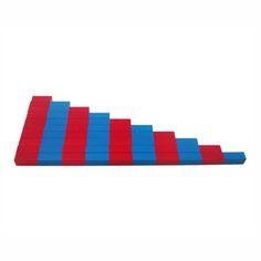 Belki numeryczne mini Montessori