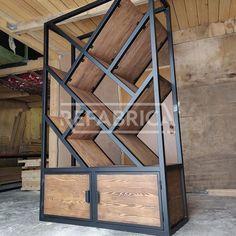 27 Remarkably Wooden Home Design - Room Dekor 2021 Welded Furniture, Industrial Design Furniture, Iron Furniture, Steel Furniture, Handmade Furniture, Home Furniture, Furniture Design, Wood Steel, Wood And Metal