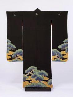 Kimono : V&A Museum
