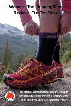 Time to replace your trail running shoes? Our Grassroots Teams donated trail time to test some of the newest shoes on the market. Click to see which shoes passed their critiques!