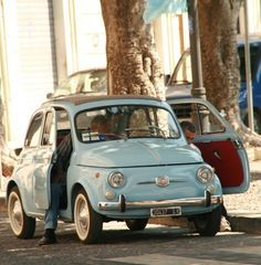 Fiat 500 - Syracusa, Sicily