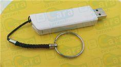 Plastic case Usb memory drive custom gift