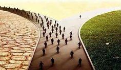 Folge nicht der Mehrheit, sondern folge der Wahrheit !!!