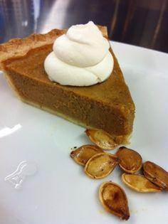 Pumpkin Pie...Hot Off The Grill   Weber.com