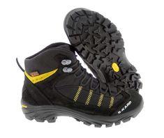 S-KARP Explorer S-KARP - Black/Yellow, hiking, mountain boots, Vibram, waterproof Black N Yellow, Trekking, Hiking Boots, Mountain, Urban, Casual, Shoes, Fashion, Moda