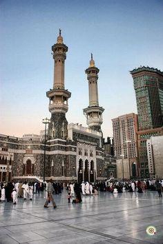 Gates of Masjid al-Haram ...