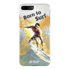 Surfing iPhone 7 Plus Sport Case Cover