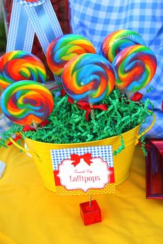 """wizard of oz party 