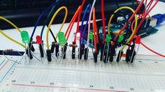 #arduino #led #karaşimşek #kitt #livinglab #alidemirel #ali #demirelali by astrokod