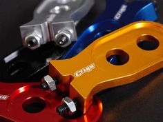 Crupi Bomb Chain Tensioner - Gold or Black
