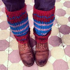 Quentinho quentinho ! A experimentar a lã #cobertor da #retrosaria #knitting #knitstagram #lãportuguesa